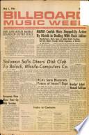1 maio 1961